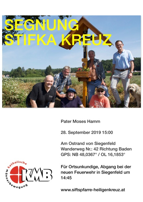 Flugblatt Segnung Stifka Kreuz (1)